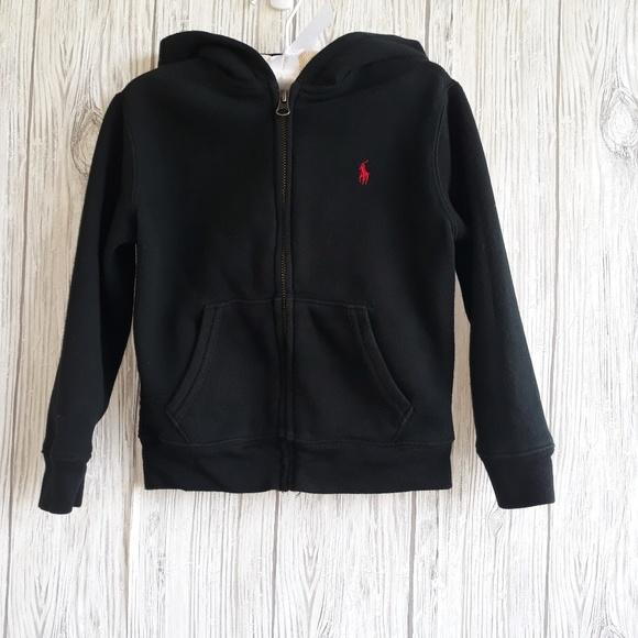 Polo by Ralph Lauren Other - Polo Ralph Lauren Boys Hoodie Sweatshirt Size 4/4T